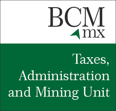 Taxes, Administration and Mining Unit | Business Consultant México